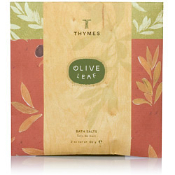 The Thymes Olive Leaf Bath Salts Envelope