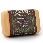 Mistral Soap Sandalwood Hazelnut