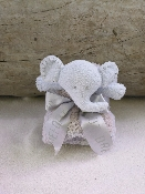 Barefoot Dreams Bamboo Chic Pocket Buddies Elephant