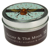 TokyoMilk Honey & the Moon Tin Candle