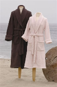 Barefoot Dreams Bamboo Chic Adult Robe Pink Size 1