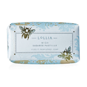 Lollia Wish Wrapped Shea Butter Soap