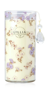 Lollia Relax Tall Perfumed Luminary