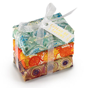 Mistral Papier Fantaisie Fresh 3 Soap Wrap