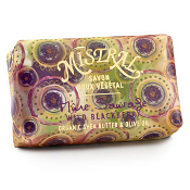 Mistral Wild Blackberry Papiers Fantaisie Gift Soap