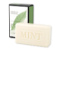 Archipelago Botanicals Morning Mint Soap in Box