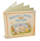 Jellycat Bashful Lamb Naptime Book