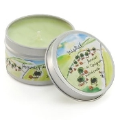 Mistral Grignan Apple Gift Candle