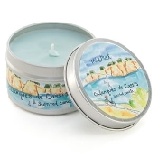 Mistral Calanques Marine  Gift Candle