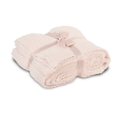Barefoot Dreams Cozy Chic Throw Pink