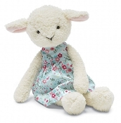 Jellycat Floral Friends Lucy Lamb