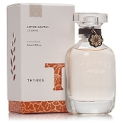 The Thymes Lotus Santal Cologne