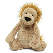 Jellycat Bashful Lion Large