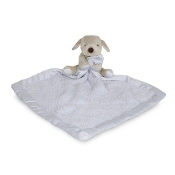 Barefoot Dreams CozyChic Barefoot Buddie Blue Puppy