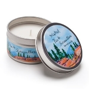 Mistral Pin de Roussillon Candle Tin