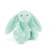 Jellycat Bashful Mint Bunny Medium