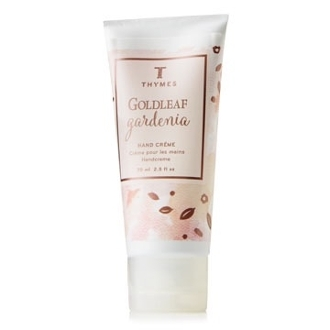 The Thymes Goldleaf Gardenia Hand Creme
