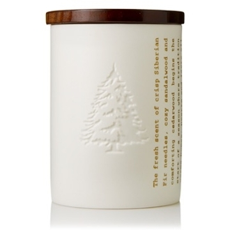 The Thymes Frasier Fir Heritage Candle