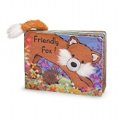 Jellycat Friendly Fox Book