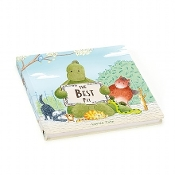 Jellycat The Best Pet Book
