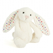 Jellycat Bashful Dot Bunny Huge