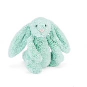 Jellycat Bashful Mint Bunny Small