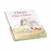 Jellycat Ottie's Out of Here Book