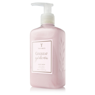 The Thymes Goldleaf Gardenia Hand Wash