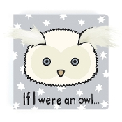 Jellycat If I Were an Owl Book