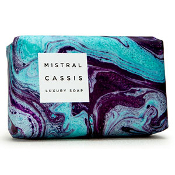 Mistral Cassis Marbles Gift Soap