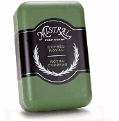 Mistral Royal Cypress Men's French Soap