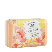 Pre de Provence Take Two Soap- Ginger Citrus