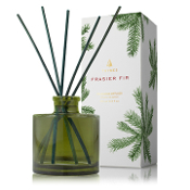 The Thymes Frasier Fir Petite Reed Diffuser