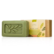 The Thymes Olive Leaf Bar Soap