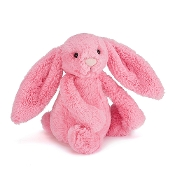 Jellycat Bashful Sorbet Bunny Medium