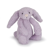 Jellycat Bashful Bunny Hyacinth Small