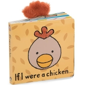 Jellycat If I Were a Chicken Book