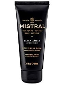 Mistral Men's Black Amber Post Shave Balm