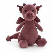 Jellycat Little Puff Violet