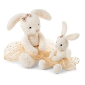 Jellycat Glistening Belle Bunny Small