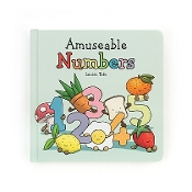 Jellycat Amuseables Numbers Book