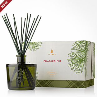 The Thymes Frasier Fir Reed Diffuser