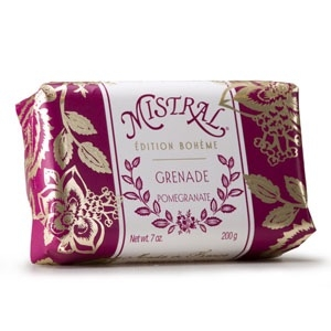 Mistral Pomegranate Edition Boheme French Soap